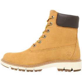 """Timberland Lucia Way WP 6"""" Boots Women, wheat nubuck"""